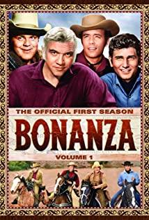 Bonanza 1959 poster