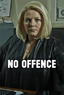 No Offence (2015) cover