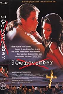 30:e november (1995) cover