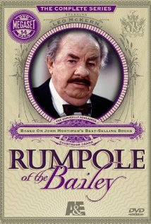 Rumpole of the Bailey 1978 poster