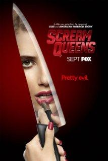 Scream Queens 2015 poster