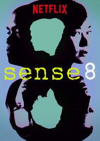 Sense8 (2015) cover