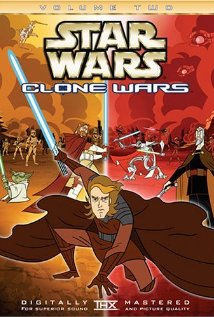 Star Wars: Clone Wars (2003) cover