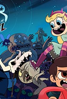Star vs. The Forces of Evil (2015) cover