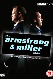 The Armstrong and Miller Show 2007 poster