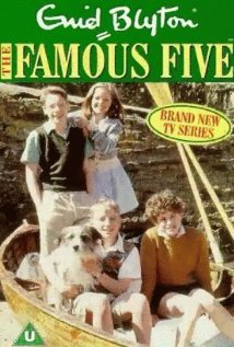 The Famous Five (1995) cover
