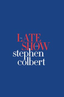 The Late Show with Stephen Colbert (2015) cover