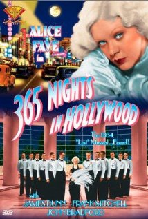 365 Nights in Hollywood (1934) cover