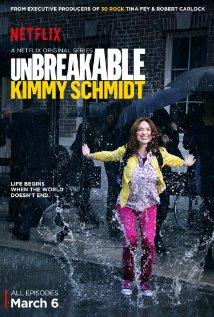 Unbreakable Kimmy Schmidt (2015) cover
