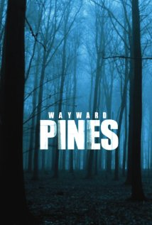 Wayward Pines (2015) cover