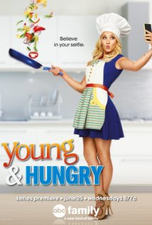 Young & Hungry 2014 poster