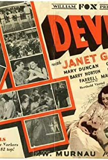 4 Devils (1928) cover
