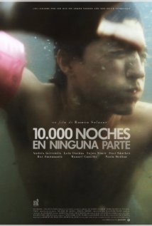 10.000 noches en ninguna parte (2013) cover