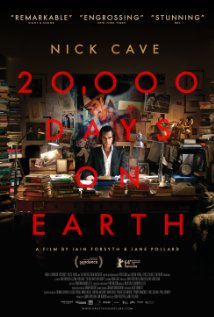 20,000 Days on Earth (2014) cover