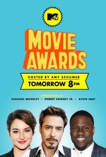 2015 MTV Movie Awards (2015) cover
