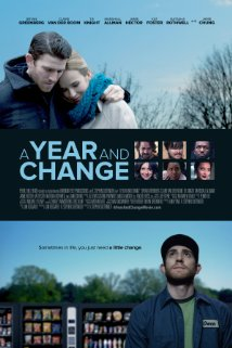 A Year and Change (2015) cover