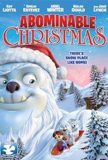 Abominable Christmas 2012 poster