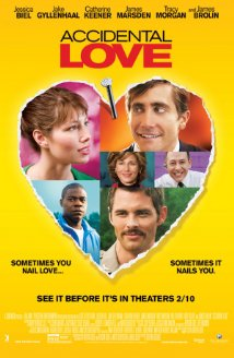 Accidental Love (2015) cover