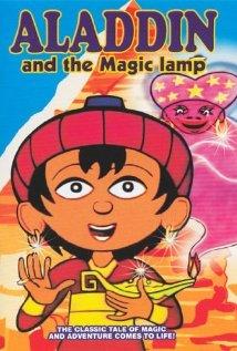 Aladin et la lampe merveilleuse (1970) cover
