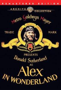 Alex in Wonderland (1970) cover