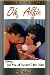 Alfie Darling 1975 poster