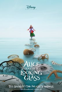 Alice Through the Looking Glass (2016) cover