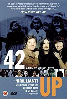 42: Forty Two Up (1998) cover