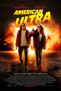 American Ultra (2015) cover
