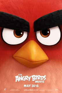 Angry Birds 2016 poster