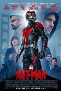 Ant-Man (2015) cover