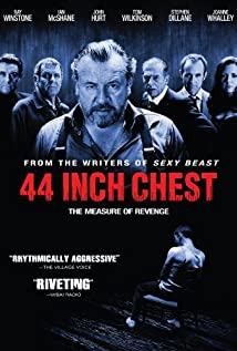 44 Inch Chest 2009 poster