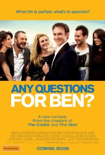Any Questions for Ben? 2012 poster