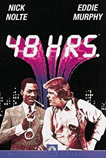 48 Hrs. (1982) cover