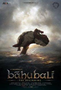 Baahubali: The Beginning 2015 poster