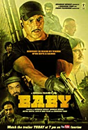 Baby (2015) cover