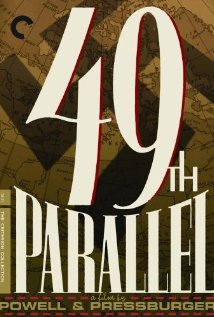 49th Parallel (1941) cover