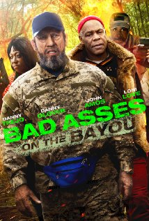 Bad Asses on the Bayou 2015 poster
