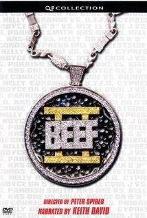 Beef II 2004 poster
