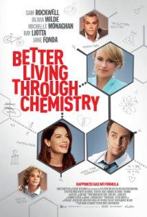 Better Living Through Chemistry 2014 poster