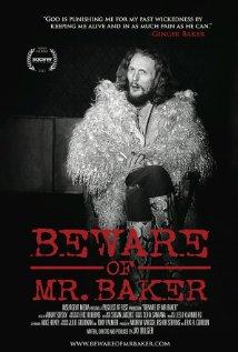 Beware of Mr. Baker (2012) cover