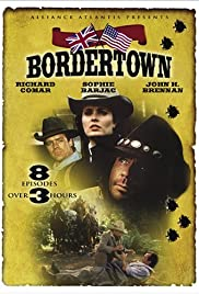 Bordertown (1989) cover
