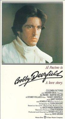 Bobby Deerfield 1977 poster