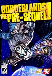 Borderlands: The Pre-Sequel! 2014 poster
