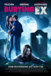 Burying the Ex (2014) cover