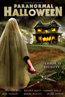 Caesar and Otto's Paranormal Halloween 2015 poster