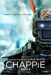 Chappie (2015) cover
