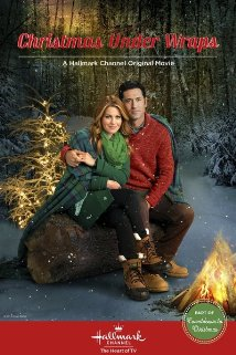 Christmas Under Wraps (2014) cover
