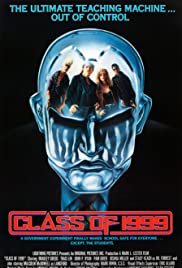 Class of 1999 (1989) cover