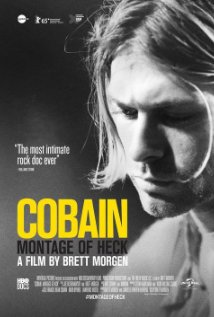 Cobain: Montage of Heck 2015 poster