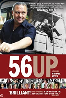 56 Up (2012) cover